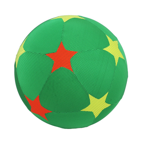 Small Green Y'all Fit Fitness Ball