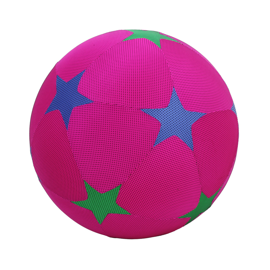 Medium Magenta Y'all Fit Fitness Ball