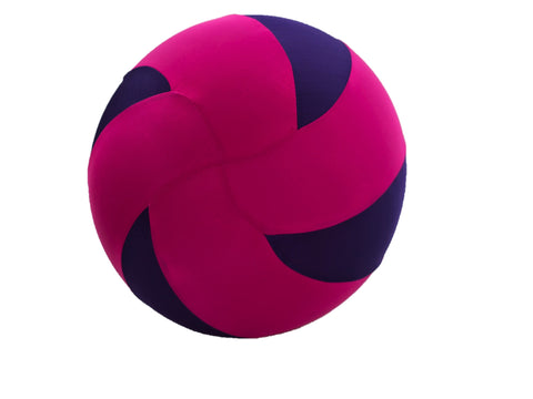 "4"" Pink/Purple Mini Bouncy Ball"