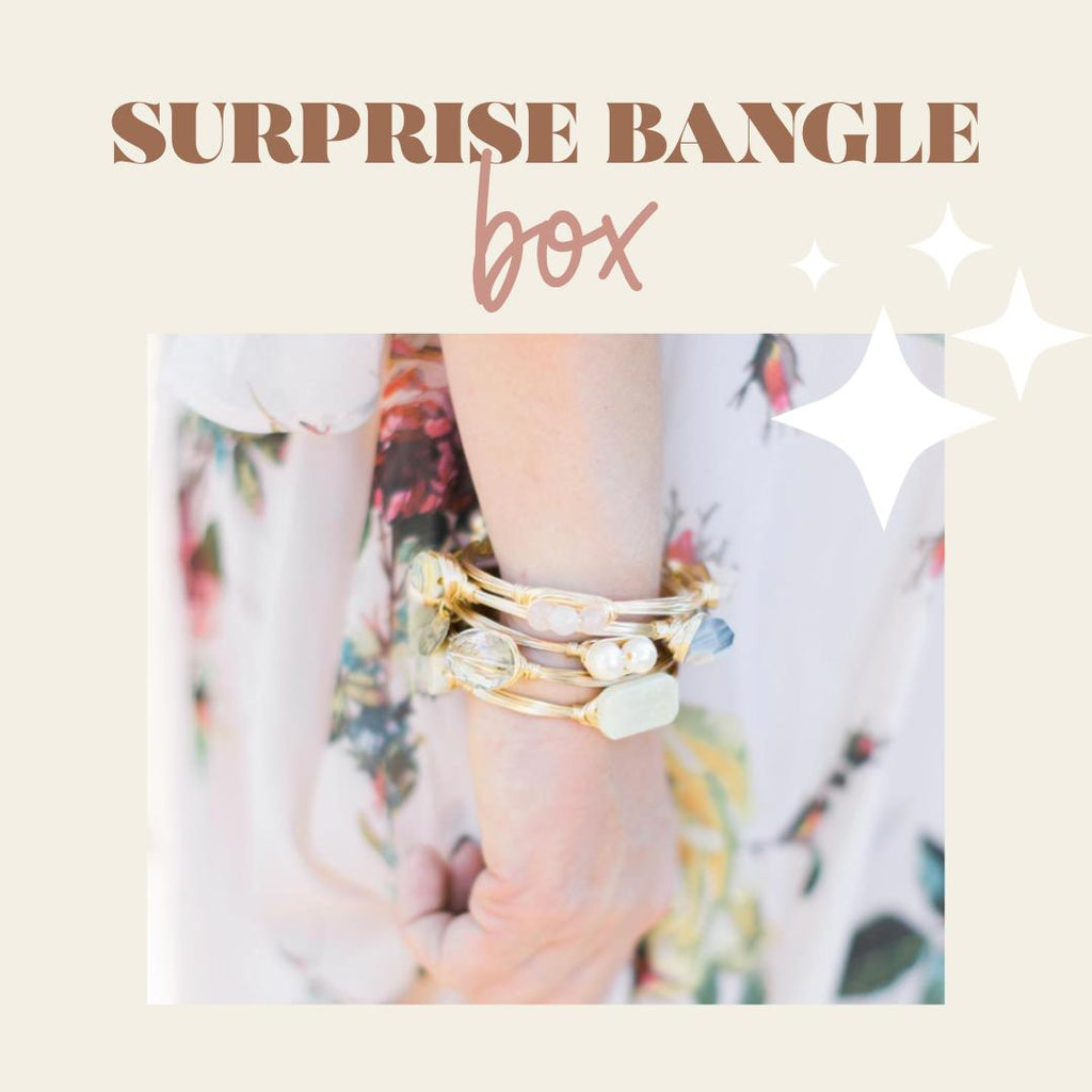 Surprise Bangle Box