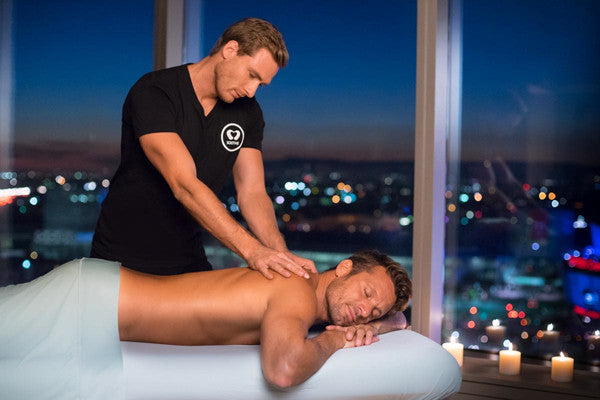 Soothe- On Demand Couples Massage / Single Massage Holiday Deal