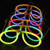 Glow Stick Glasses  (20 sets)