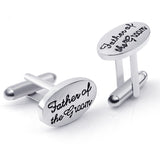 Father of The Bride/Groom Cufflinks.