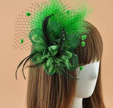 Feather Hat/Headdress
