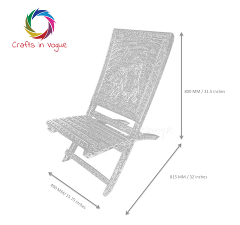 Reclining chair Dimensions - Crafts in Vogue