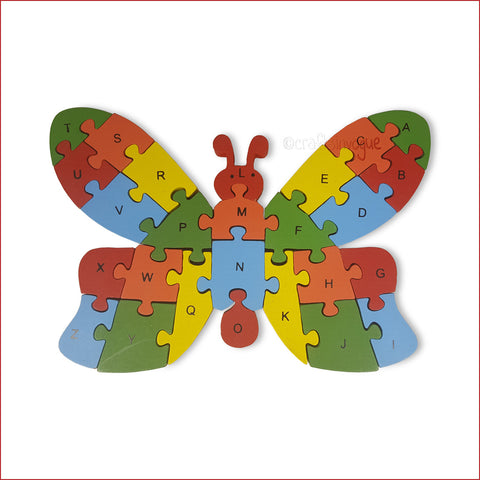 Crafts in Vogue - Butterfly - Game Of Puzzle