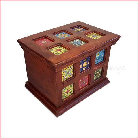 Hidden Mysteries - Assorted storage box - Main