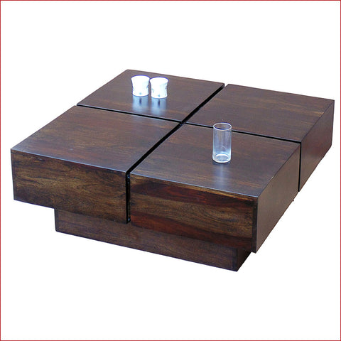 Classy Counter  - Cento Walnut - Coffee Table - Reference