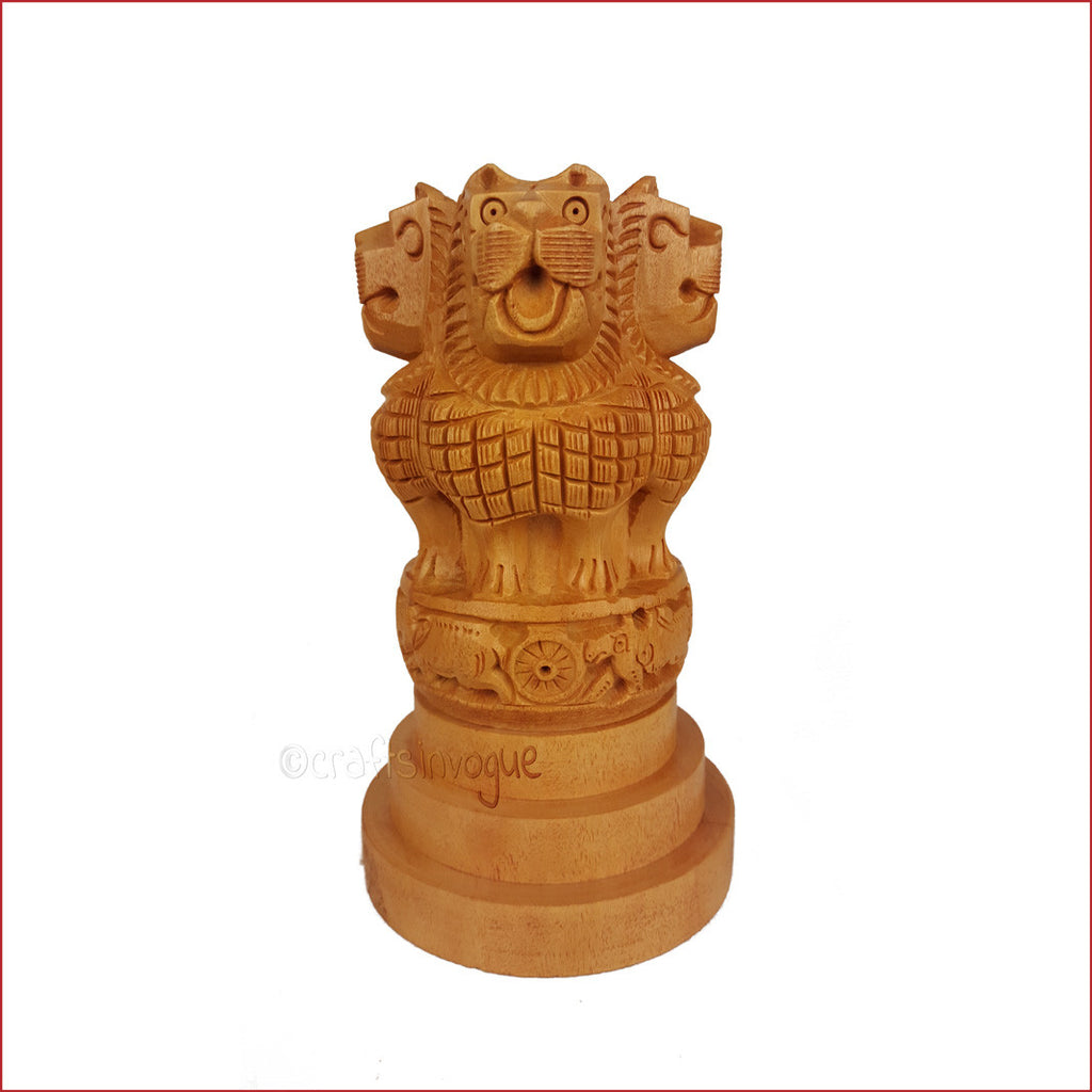 Crafts in vogue-Preeminent Chisel-Carved Ashoka Pillar-Main