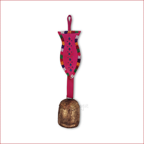 Crafts in Vogue - Elements of Sound - Handmade Bell - S - Pink