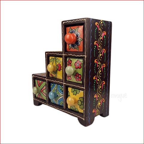 Assortment of Wonders – Assorted step jewellery box - Main