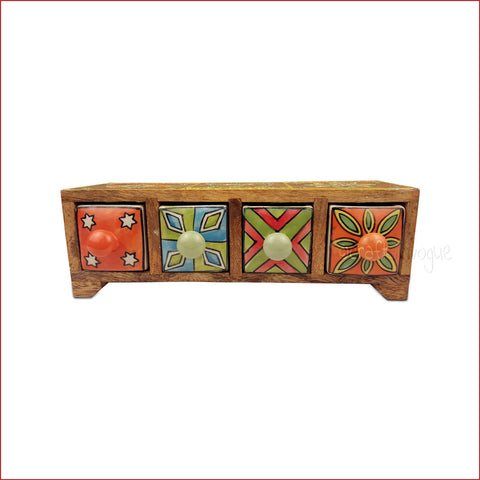 Vibrant Containers – Assorted jewellery box - main
