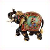 Entity of Romance - Carved Mumtaz-Shah Jahan - elephant