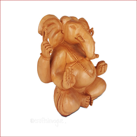 Crafts in Vogue - Quirky Avatar – Pot bellied Ganesha - main
