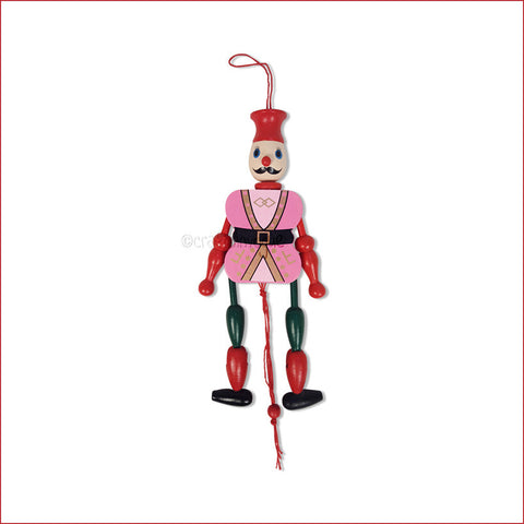 Crafts in Vogue - Nostalgia Revisited : Dancing Clown Pink
