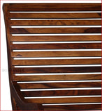 Wonderful Times   - Wooden Rocking Chair - detail