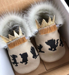 Moccasins - Customize