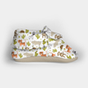 Safari baby moccasins by Olive & Bean