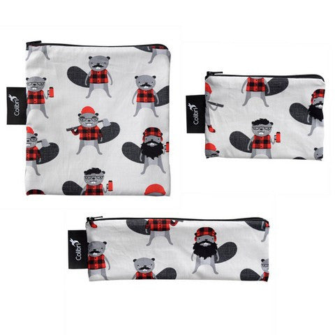 Beavers Snack Bag Set