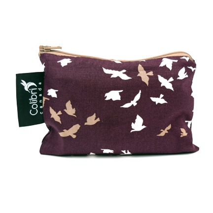 Flock Reusable Snack Bag - Small - Colibri Canada
