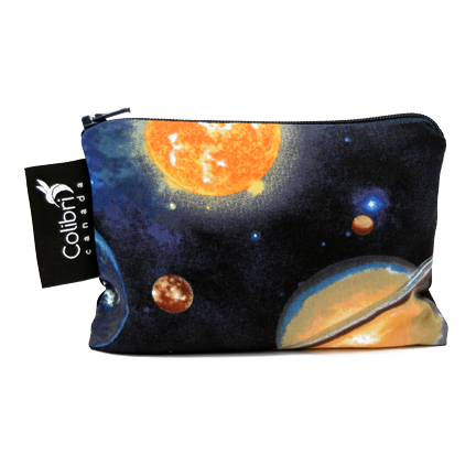 Space Reusable Snack Bag - Small - Colibri Canada