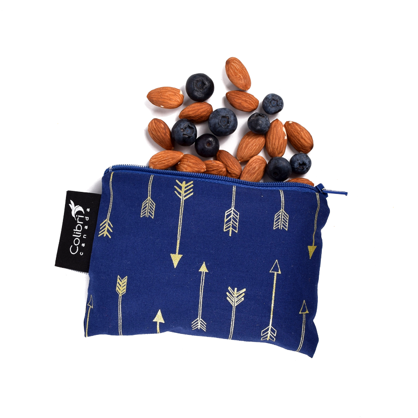 Arrows Reusable Snack Bag - Small