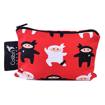 Ninja - Reusable Snack Bag - Small