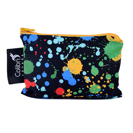 Splatter - Reusable Snack Bag - Small