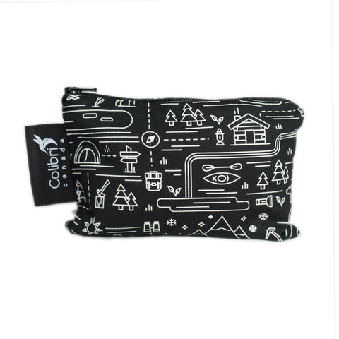 Adventure Reusable Snack Bag - Small