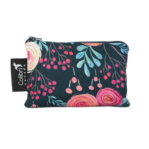 Roses Reusable Snack Bag - Small
