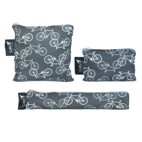 Bikes Snack Bag Set