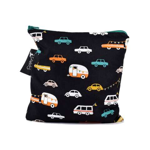 Road Trip Reusable Snack Bag - Large