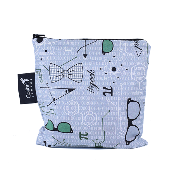 2083 - STEM - Reusable Snack Bag - Large