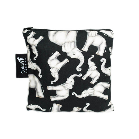 Elephant Reusable Snack Bag - Large