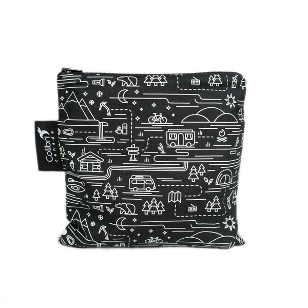 Adventure Reusable Snack Bag - Large