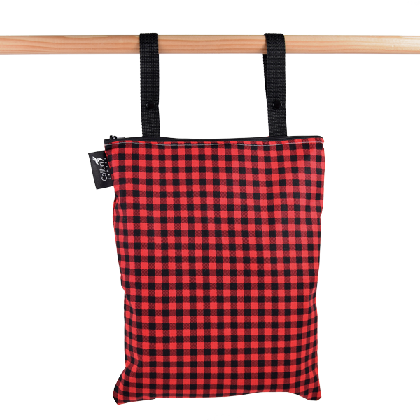 Plaid Regular Wet Bag - Colibri Canada