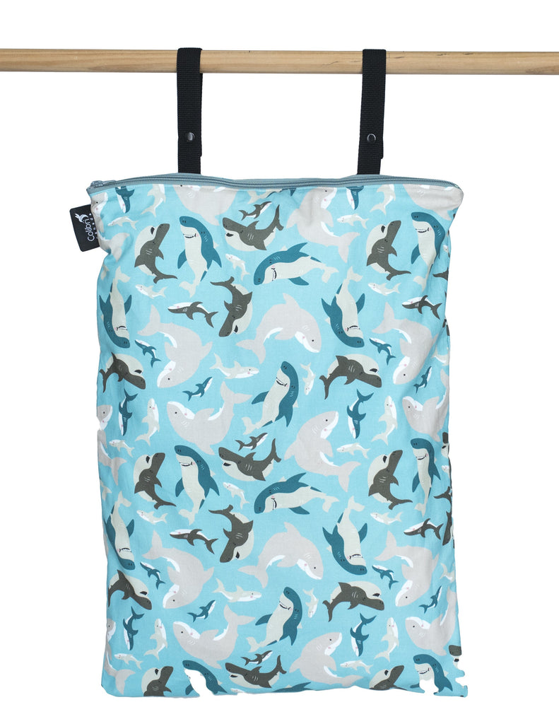 Sharks Extra Large Wet Bag