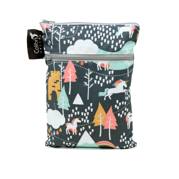 Fairy Tale Mini Double Duty Wet Bag