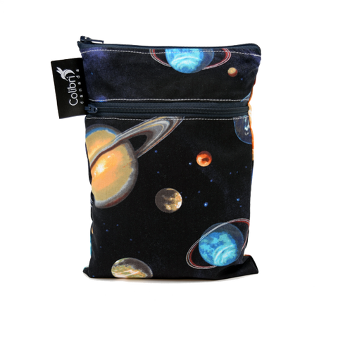 Space Mini Double Duty Wet Bag - Colibri Canada