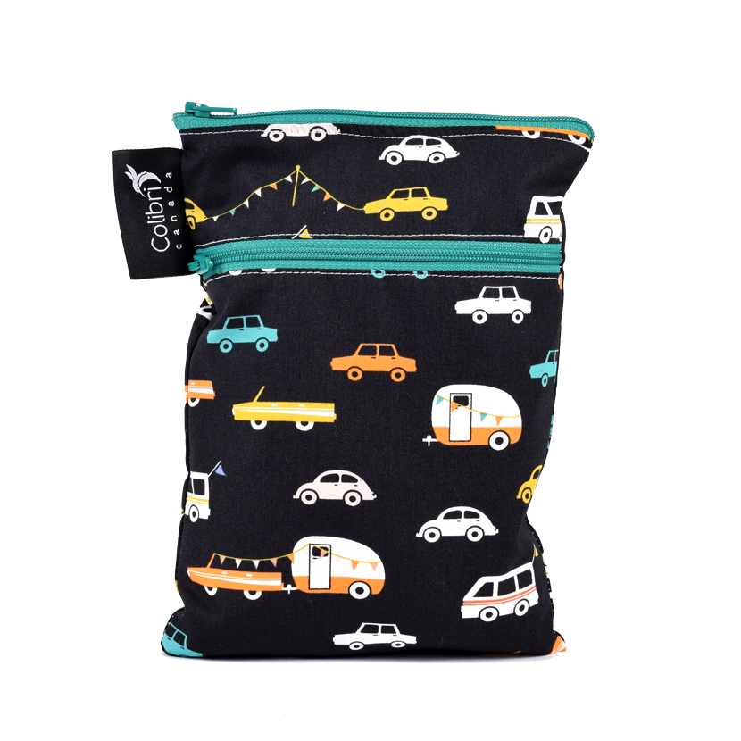 Road Trip Mini Double Duty Wet Bag
