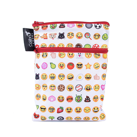 Emoji - Mini Double Duty Wet Bag