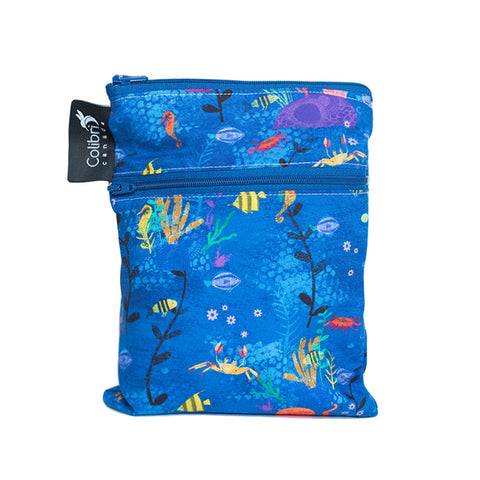 Under The Sea Mini Double Duty Wet Bag