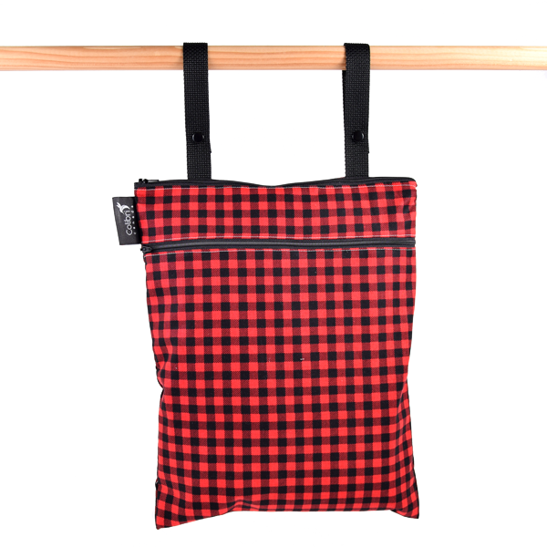 Plaid Double Duty - Colibri Canada