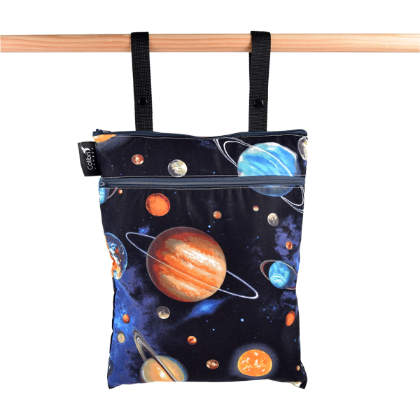 Space Double Duty Wet Bag - Colibri Canada