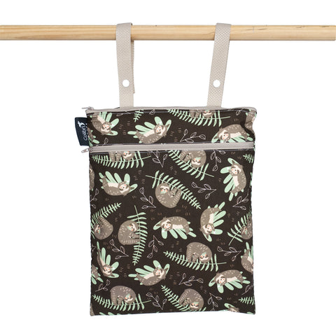 Sloths Double Duty Wet Bag
