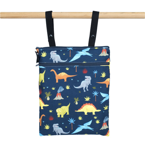 Dinosaurs Double Duty Wet Bag
