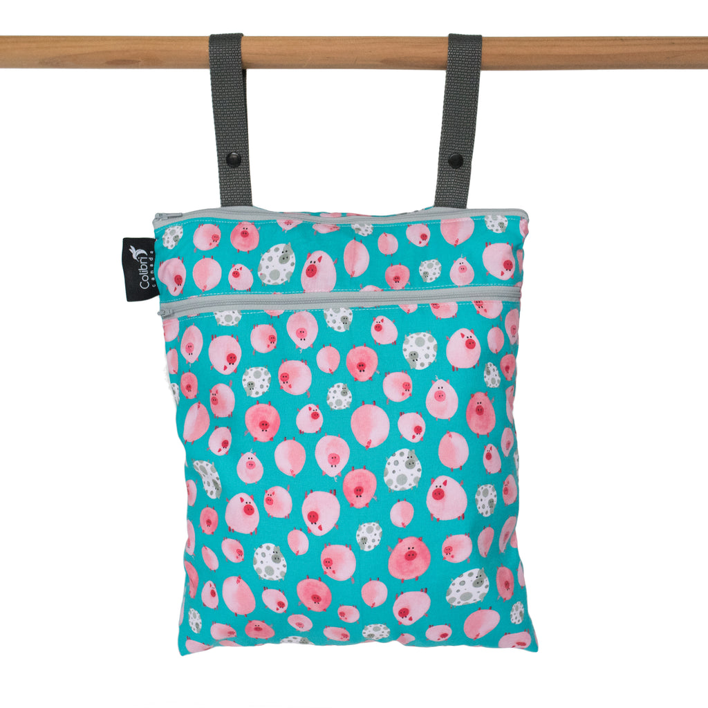 Oink Double Duty Wet Bag