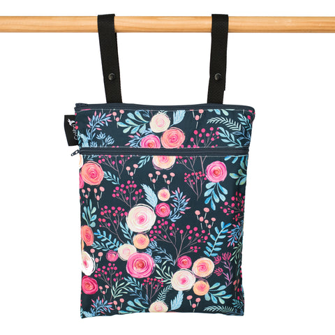 Roses Double Duty Wet Bag