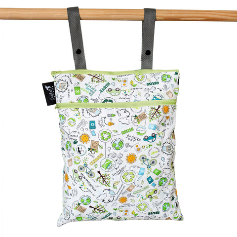 Recycle - Double Duty Wet Bag