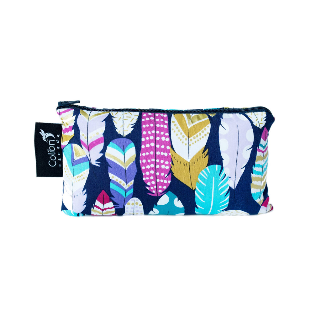 8071 - Quill Reusable Snack Bag - Medium